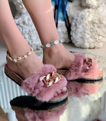 Papuci Dama cod: SS-106 Pink