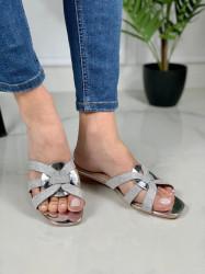 Papuci Dama cod: Y005-3 SILVER