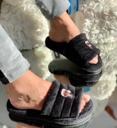 Papuci de casa cod: Karl 86 Black