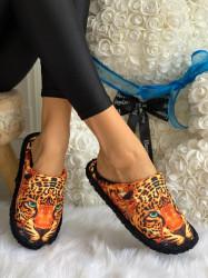 Papuci de casă cod: Tiger Black