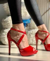 Sandale cod: 308-28 Red