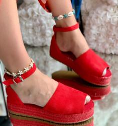 Sandale Dama Cod: V 2206 Red