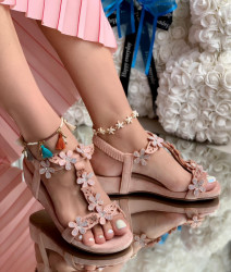 Sandale Dama Cod: Y99898 Pink