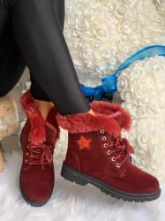 Ghete cod: Eda fashion 12 Red