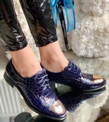 Pantofi Casual Cod;3122-1 Blue