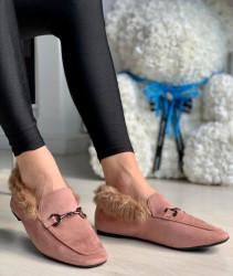 Pantofi Casual Cod: AB8162 Pink