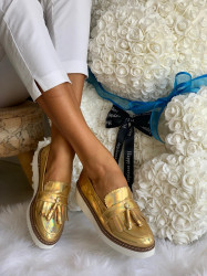 Pantofi cod: 76B15 Gold