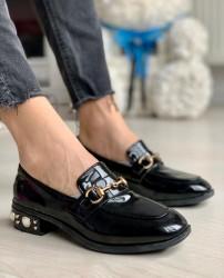 Pantofi cod: 801 Black