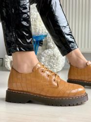 Pantofi cod: AB728 Camel
