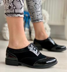 Pantofi Dama cod: 075-8 Black
