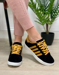 Pantofi sport: A-5 BLACK/YELLOW