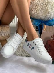 Pantofi sport cod: A23 White