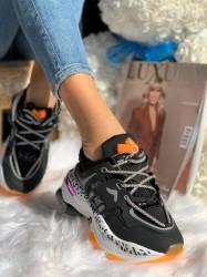 Pantofi sport cod: BK623 Black