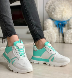 Pantofi Sport Cod: MM66-2 Green