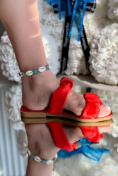 Papuci Dama cod: C 538 Red
