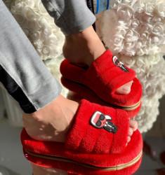 Papuci de casa cod: Karl 86 Red