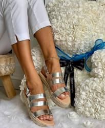 Sandale Cod: 052-5 Silver