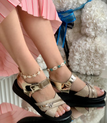 Sandale Dama Cod: 019 Gold