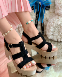 Sandale Dama Cod: 9S0206-1 Black