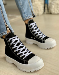 Adidas Gheata Cod: J2175-1 Black