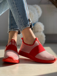 Espadrile cod: NB3-7 Red