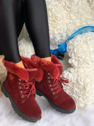 Ghete cod: Eda fashion 12 Red