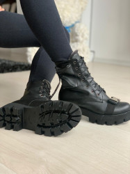 Ghete cod: Eda Fashion EXIST Black