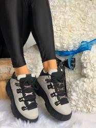 Ghete sport cod: Eda Fashion 1 Grey