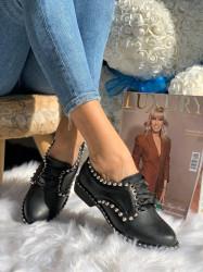 Pantofi cod: 2017-15 Black
