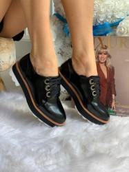 Pantofi cod: MDM191 Black