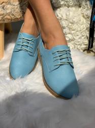 Pantofi cod: XQ170 Blue