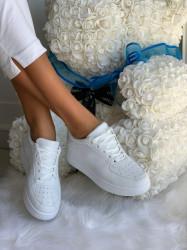 Pantofi sport cod: 3000 White