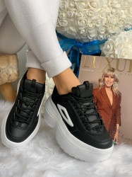 Pantofi sport cod: AB5658 Black