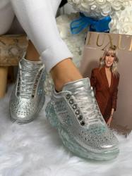 Pantofi sport cod: RT705 Argenteno