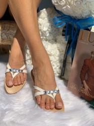 Papuci cod: B09242-32 White