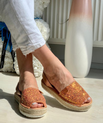 Sandale cod: Y601 MAROON