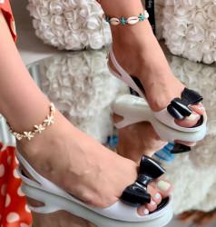 Sandale Dama Cod: 3326 White