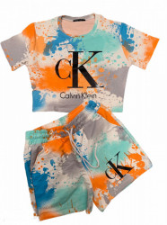 Compleu Dama Cod: CK Orange