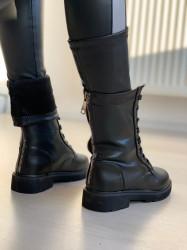Ghete cod: Eda Fashion All Black