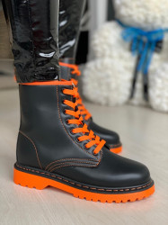 Ghete cod: J2002-3 Black/Orange