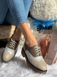 Pantofi cod: GQ20 Beige