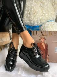 Pantofi cod: MDM81 Black
