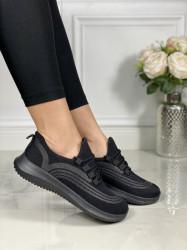 Pantofi Sport Cod: 718-1 Black