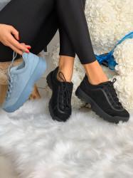 Pantofi sport cod: B-6837 Black