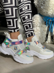 Pantofi sport cod: BO-237 White