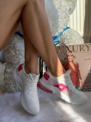 Pantofi sport cod: LT161-2 White/Peach