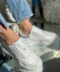 Pantofi Sport Cod: MM65-5 Silver