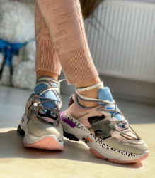 Pantofi sport cod: SJ1985-5 PINK