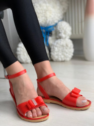 Sandale cod: H096 RED
