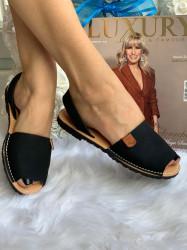 Sandale cod: Y603 Black